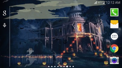 Halloween Live Wallpaper Free Free Android Live Wallpaper download - Appraw