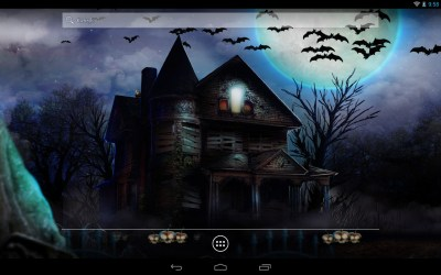Halloween Live Wallpaper Free Android Live Wallpaper download - Appraw