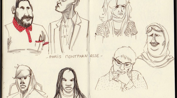 Croquis_dessiner_visages 5