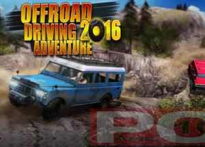 Offroad Driving Adventure 2016 FOR PC WINDOWS (10/8/7) AND MAC