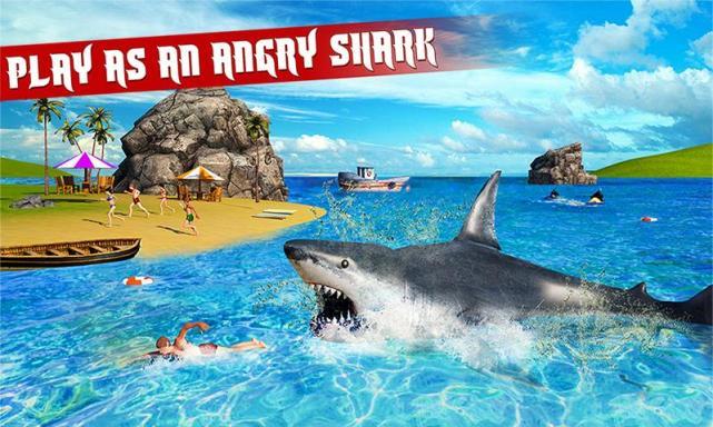 Angry Shark 2016