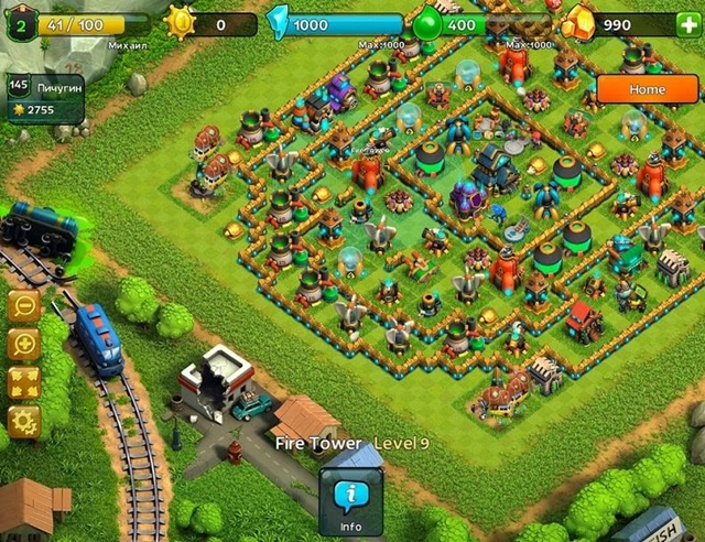 Battle of Zombies Clans MMO pcv