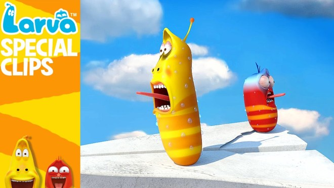 flying-larva