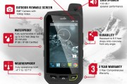 Sonim XP7- a tough Android smartphone with great battery