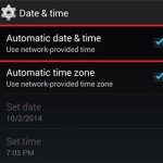 Date and Time in Android