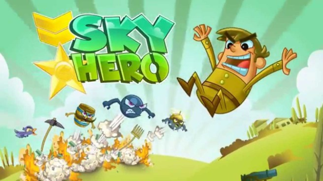 Download Sky Hero for pc