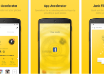 Yellow Booster app download