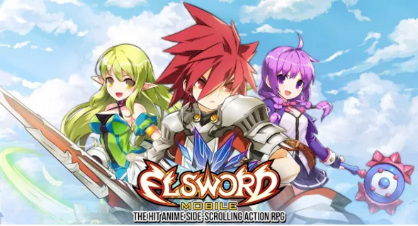 Elsword Evolution for free