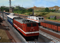 indian train simulator game