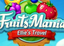 Fruits Mania Elly's Travel app