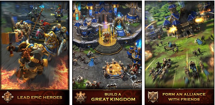 War Storm: Clash of Heroes for pc