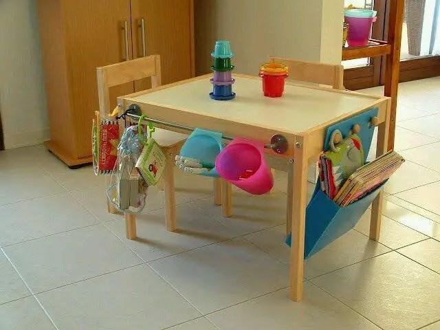 Ideas para personalizar muebles de Ikea para niños