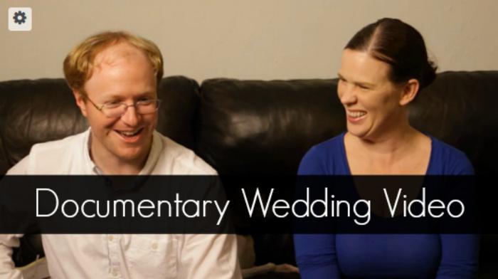 Documentary Wedding Video