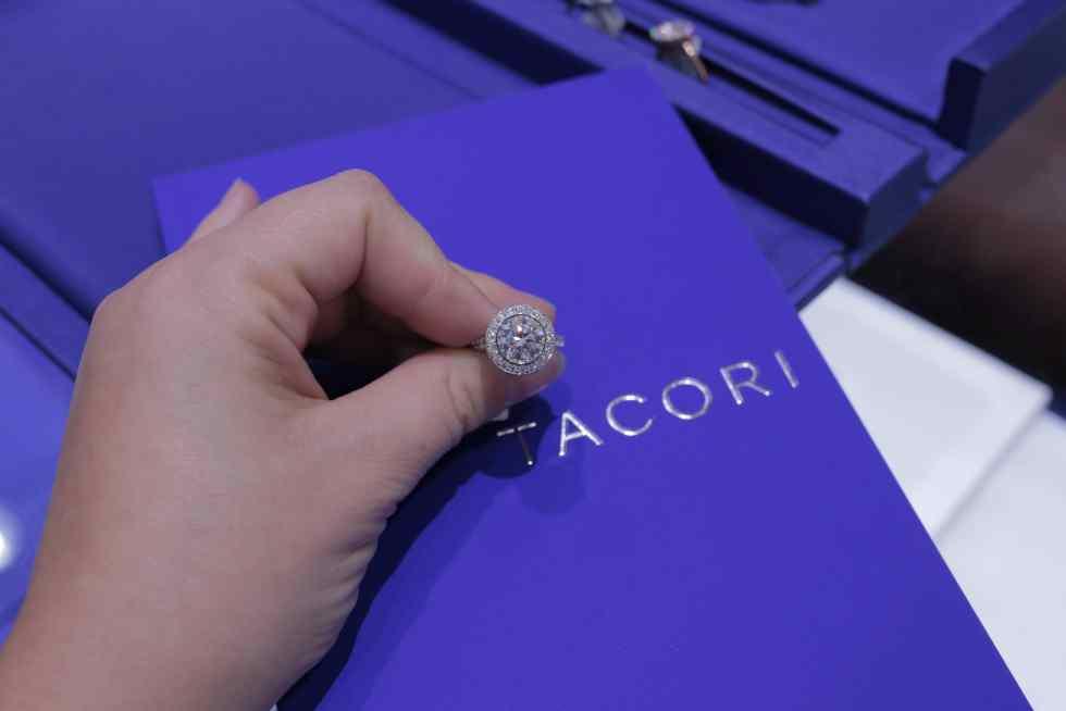 Tacori RoyalT Engagement Ring