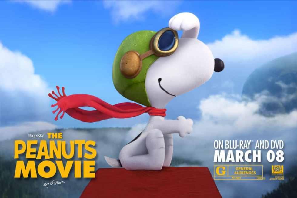 Peanuts Movie Party & Activity Sheets