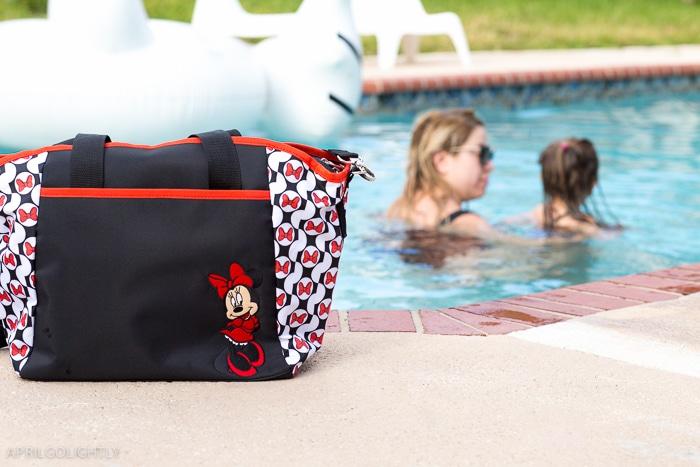 Minnie Mouse Diaper Bag-6495