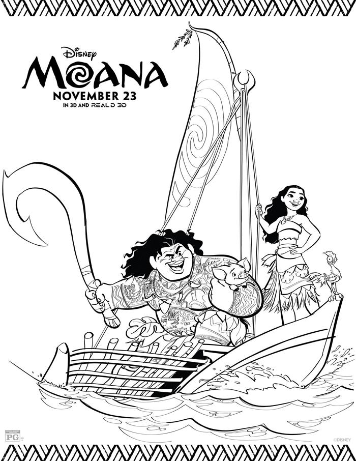 moana-coloring-sheets