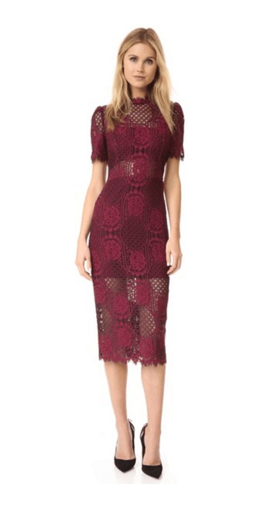 Top Color of the Season – Cranberry