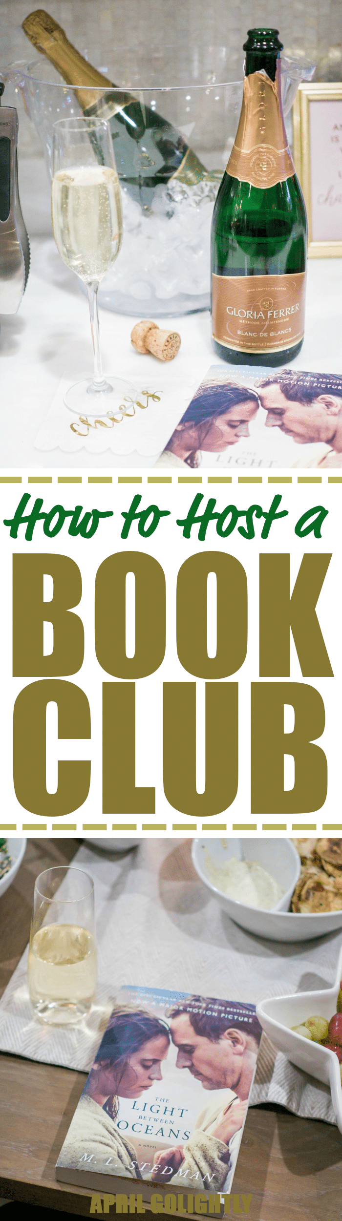 How to Host a Book Club with Wine with a full party plan with quiz and prizes, food ideas and wine pairings and printed sheets about the wine