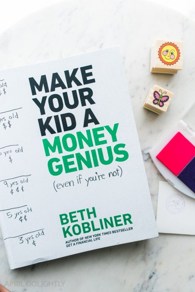 Financial Literacy – Get Started Early with Make Your Kid a Money Genius (Even If You're Not)