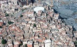 الأحياء العشوائية في السعودية