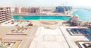 أراضي اعمار بمدينة عبدالله الإقتصادية