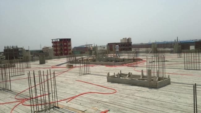بناء ابراج سكنية