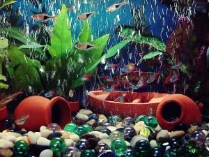 those wonderful plastic plants