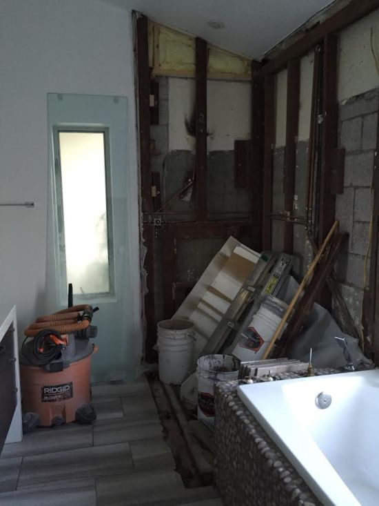 master bath before 2