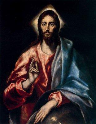 El Salvador El Greco