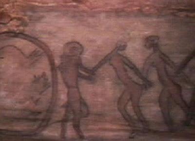 Halo Tassili Africa 15000 años