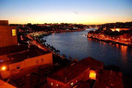 Porto vista noturna