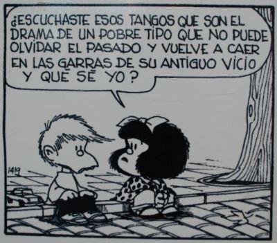 mafalda tango