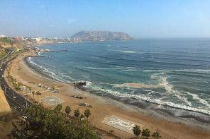 Lima sem pressa: primeiros passos