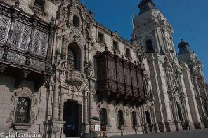 Lima: comece pelo centro histórico