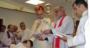 الأب يوسف يوخنا صومو  …. كاهن جديد في أبرشية أوربا