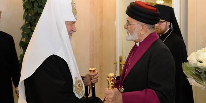 Russian Orthodox Patriarch