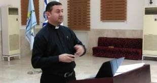 محاضرة عن سابوع تقديس الكنيسة واهميته في حياتنا الايمانية