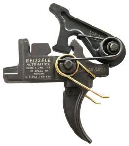 Geissele Automatics - Hi-Speed National Match Trigger
