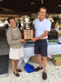 Arabella wins the Judge Emeitus Award at Mystic
