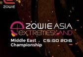 eXTREMESLAND ZOWIE Asia CS GO 2016 at Que Club, Dubai (1)