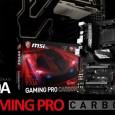 اللوحة الأم MSI 970A Gaming Pro Carbon