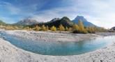 El último baño del verano (I): Huesca