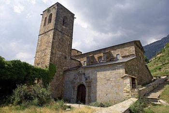 San Victorián y sillería del coro