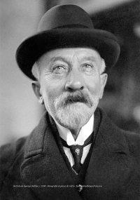 Retrato de Georges Méliès (1930, La Cinemateque Francaise).