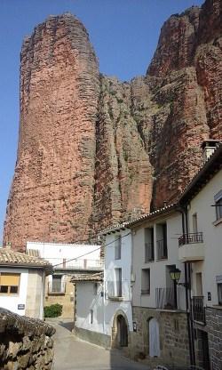 Calle del Riglos