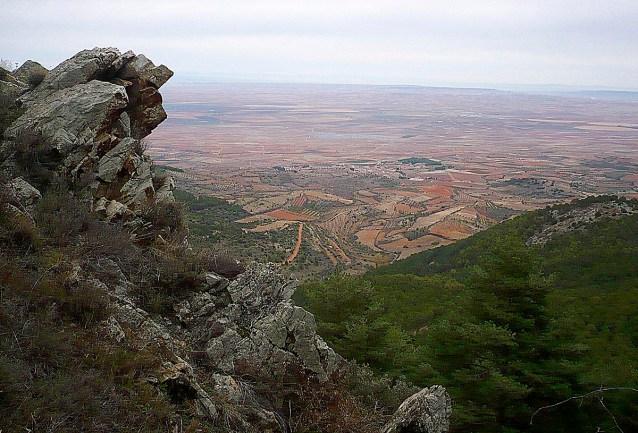 Rutas del bosque de Mosomero y las balsas de Sediles