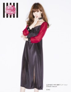 kojimaharuna black lady lingerie
