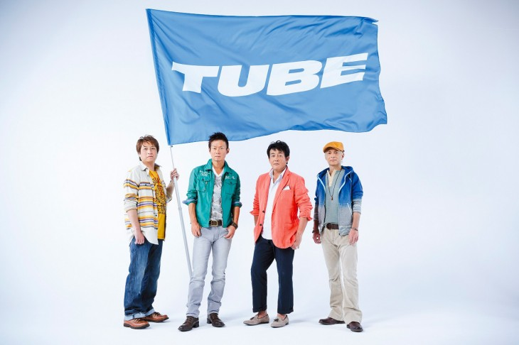 TUBE reveal some of the details about their upcoming 30th anniversary album