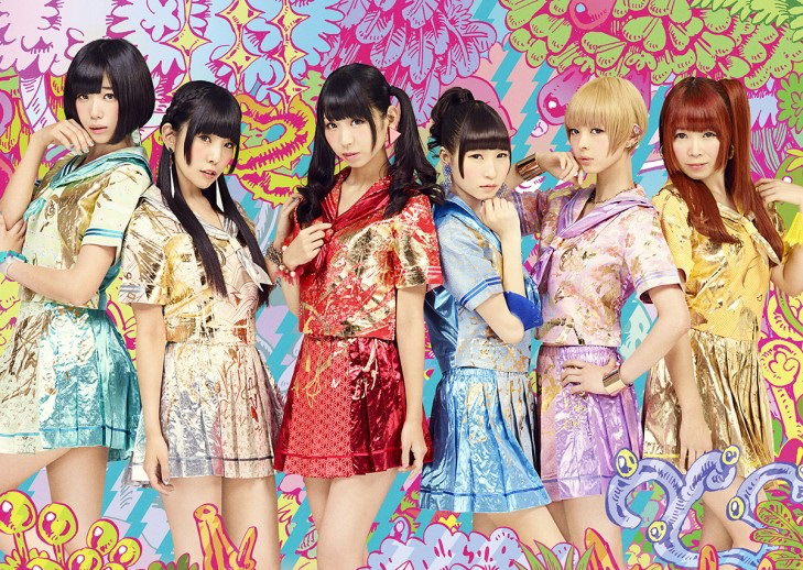 An upcoming Momoiro Clover Z concert that only males will be permitted ...